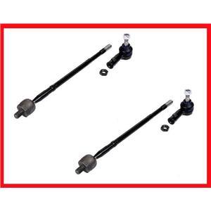 1993-1999 Jetta Golf Cabrio 2 Tie Rod Assembly FOR TRW only