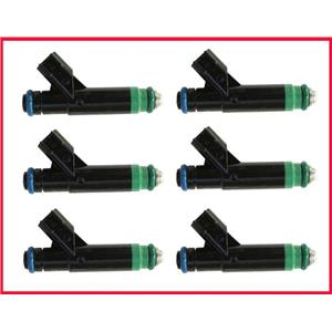 1993-1994 Maxima GXE VG30E Engine 3.0L  6 Fuel Injectors
