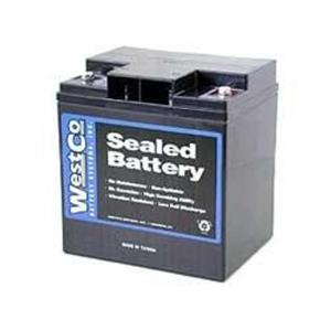 Moto Guzzi Stone 1994 Replacement Motorcycle WESTCO 12V30 (12V,30AH) BATTERY