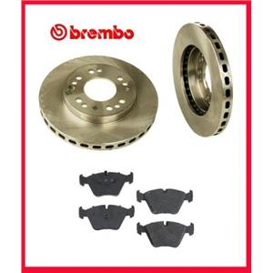 XJ8 XJR XK8 XJ8 (2) JLM020150 (1) D8394OC Ceramic Frt Brake Rotors & Pads 300MM