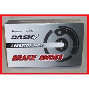 Rear Brake Shoes 96-98 Chevrolet Tracker Sidekick
