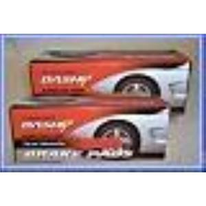 1997-1998, 2000-2002 CADDY ELDORADO Front & Rear Brake Pads