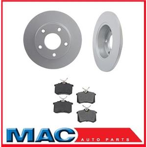 Disc Brake Rotor Rear Uquality 34182 255MM With CD340 Pads Must Call Customer