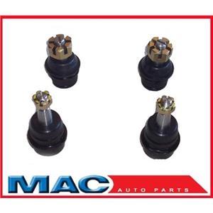 87-89 Wrangler 84-89 Cherokee Upp & Low Ball Joint Joints 4Pc REF# K3134T K3137T