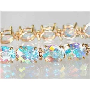 B003, Mercury Mist Topaz Gold Bracelet