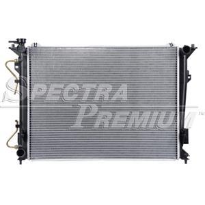 2006-2008 Azera 2006-2008 Sonata 07 Optima NEW RADIATOR