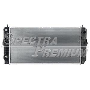 1998-2000 Cadillac Seville 4.6 With Oil Cooler NEW RADIATOR