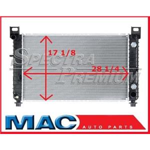 OSC 2334 Radiator GM Trucks 28 1/4 x 17 1/8 x1 Inch Core Without Eng. Oil Cooler