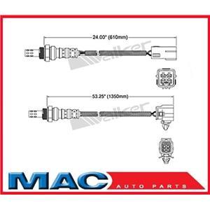 2006-2008 Mazda 6 3.0L 2 REAR O2 Oxygen Sensor Direct Fit