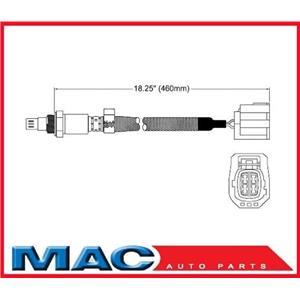 Mazda 3 2.0L 2.3L Calif ESV O2 Oxygen Sensor Direct Fit