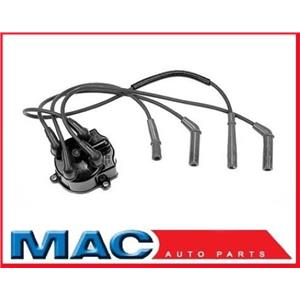 1990 Toyota Tercel Fuel Injected Ignition Wires Set