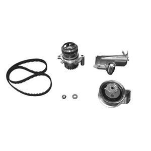 Audi 1.8L USTK306A TB306LK2 Engine Timing Belt Kit with Water Pump