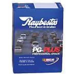 Raybestos Brake Pads Rear 2004 Lance Evolution