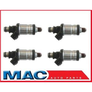 1996-2001 Acura Integra 4 Fuel Injectors 1.8L