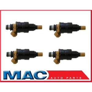 1994-1997 Ford Aspire 4 Fuel Injectors 1.3L