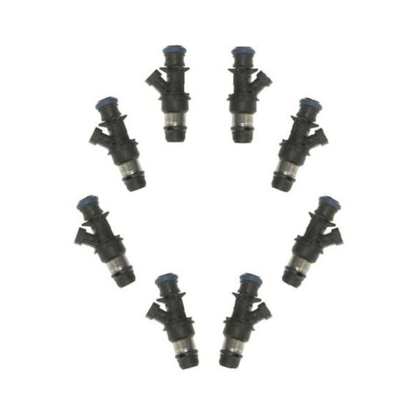 GM Trucks (8) MP10006 Remanufactured Multi Port Injector Set Plus  $32.00 Refund