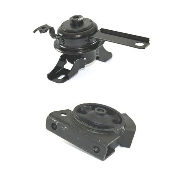 PRIZM 1998-2002 & COROLLA 1998-2002 1.8L M/T Set of Front Engine Mounts 2pc Kit