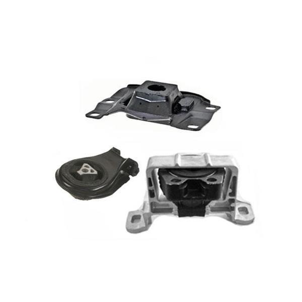 Engine Motor Transmission Mount Mounts 2004-2009 Mazda 3 2.3L 3 Piece Kit New