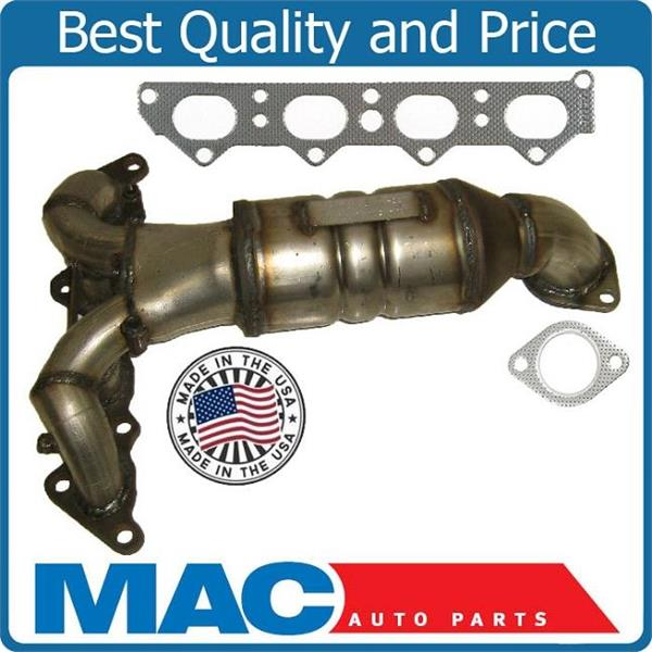 Elantra Spectra Spectra5 Manifold Catalytic Converter New California Emissions