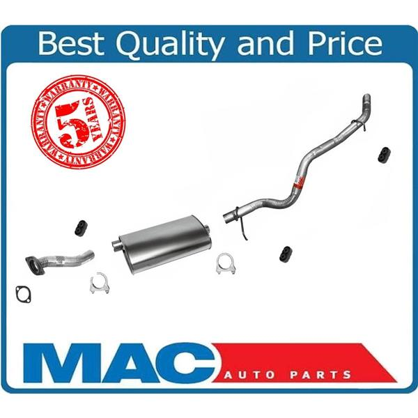 00-02 4x4 S10 Pick Up 108.3 4.3L Standard WB Exhaust Pipe Muffler System