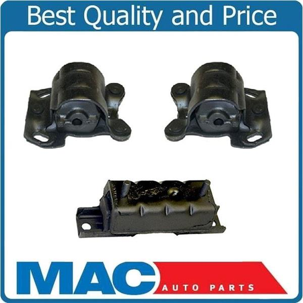 1996-2005  Astro Van 4.3L 4W/D Trans & Motor Mount 3pc Kit
