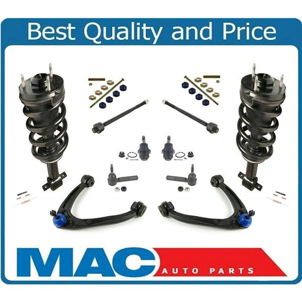 fits 07-13 Siverado 1500 Electronic Conversion Strut Coil Spring Chassis 16Pc