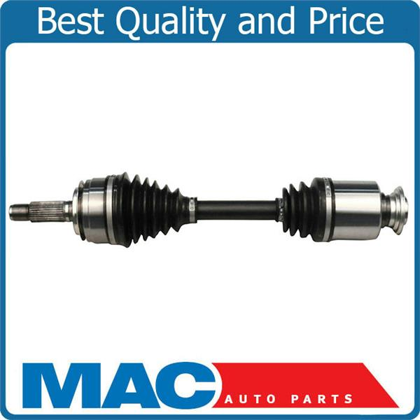 CV DRIVE AXLE SHAFT ASSEMBLY PASSENGER RIGHT SIDE FOR 12-13 HONDA CIVIC SI ILX