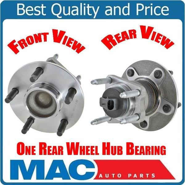 1 100 New Wheel Bearing And Hub For 04 12 Malibu 5 Stud