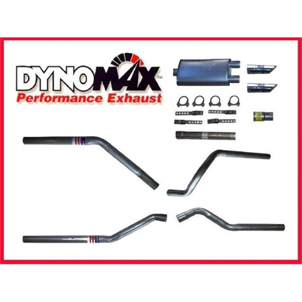 1998-2004 Ford F-150 Dynomax Dual Exhaust Muffler Pipes NEW