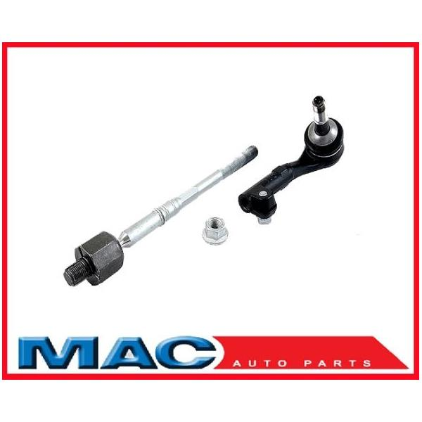 2006 BMW 325I 330I P/S Inner & Outer Tie Rod End 1Pair