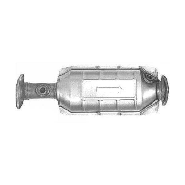 Acura Integra GSR L Catco Catalytic Converter Mac - Acura integra catalytic converter