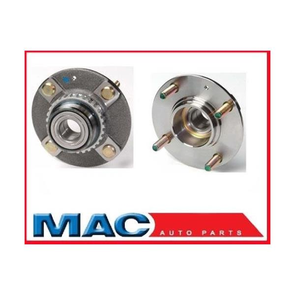 Rear Wheel Hub And Bearing Assembly Fits 97 99 Hyundai Accent Mac