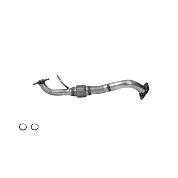 98-07 LX470 Landcruiser D/S Converter Flex Pipe Walker 53435 W 2 31332  Gaskets