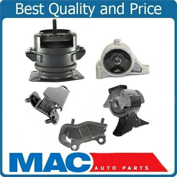 Honda Pilot Acura MDX Engine And Transmission Mounts - 01 acura mdx transmission