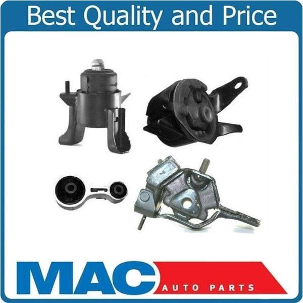 Fits 03-08 Mazda 6 2.3L Torque Strut Mount /& Front Right Engine Motor Mount Set