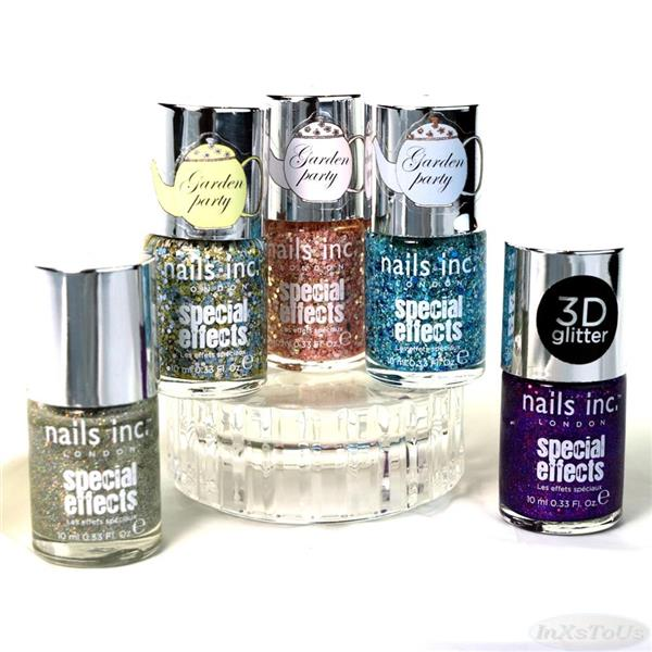 Nails Inc Special Effects Top Coat Nail Polish 0.33 oz Choose Your ...