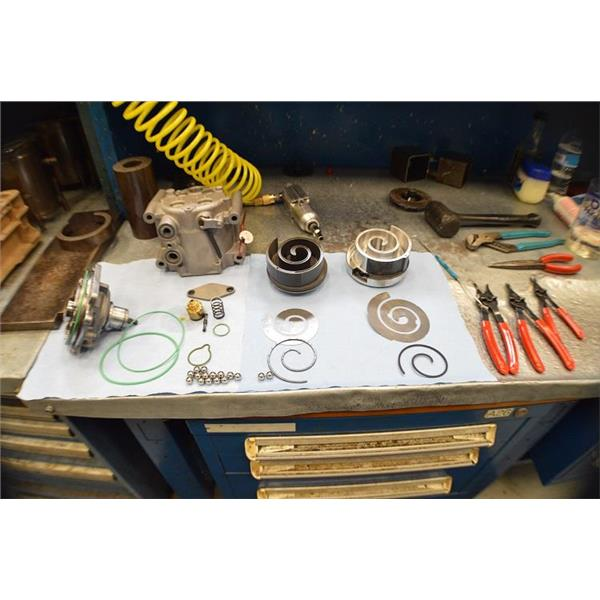 AC Compressor Fits Sebring Stratus Diamante Eclipse Galant R77485 1yr Warranty