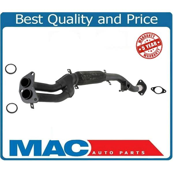 Automotive New Converter to Engine Flex Pipe fits for Sentra 2000 ...