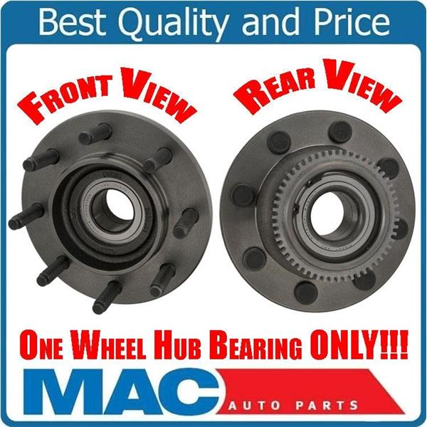2002 dodge 2500 wheel bearing