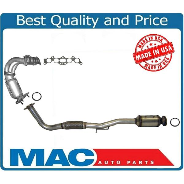 New Catalytic Converter Coupe for Toyota Camry Solara 1997-2001