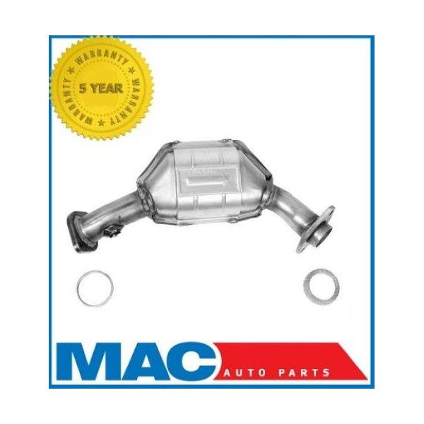 2005-2007 CADILLAC STS 3.6L DIRECT-FIT DRIVER SIDE CATALYTIC CONVERTER
